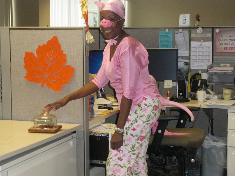 Detroit Office - Sheree Woods as the Charming Pink Pig.jpg