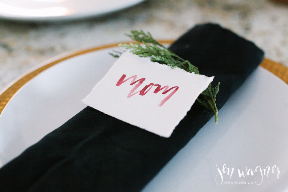 calligraphy-lettered-placecard