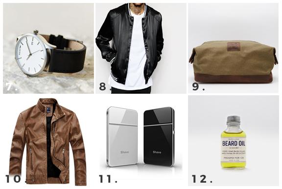 men christmas shopping ideas 2