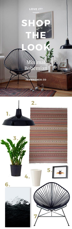 shop the look | minimal bohemian, desert boho