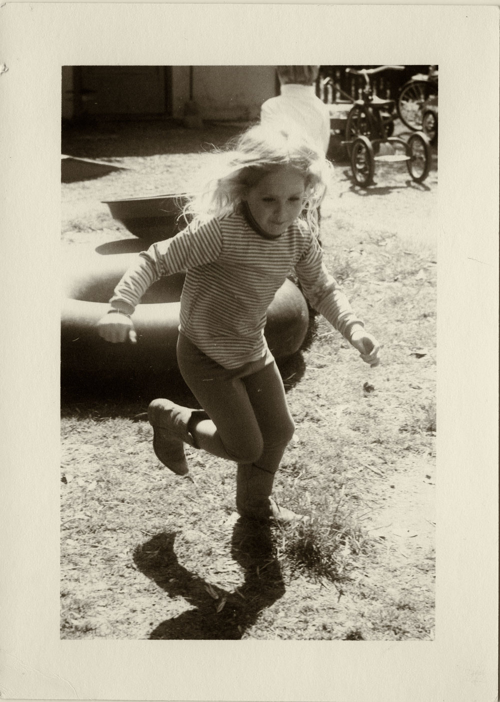Leigh at Montessori Preschool '64