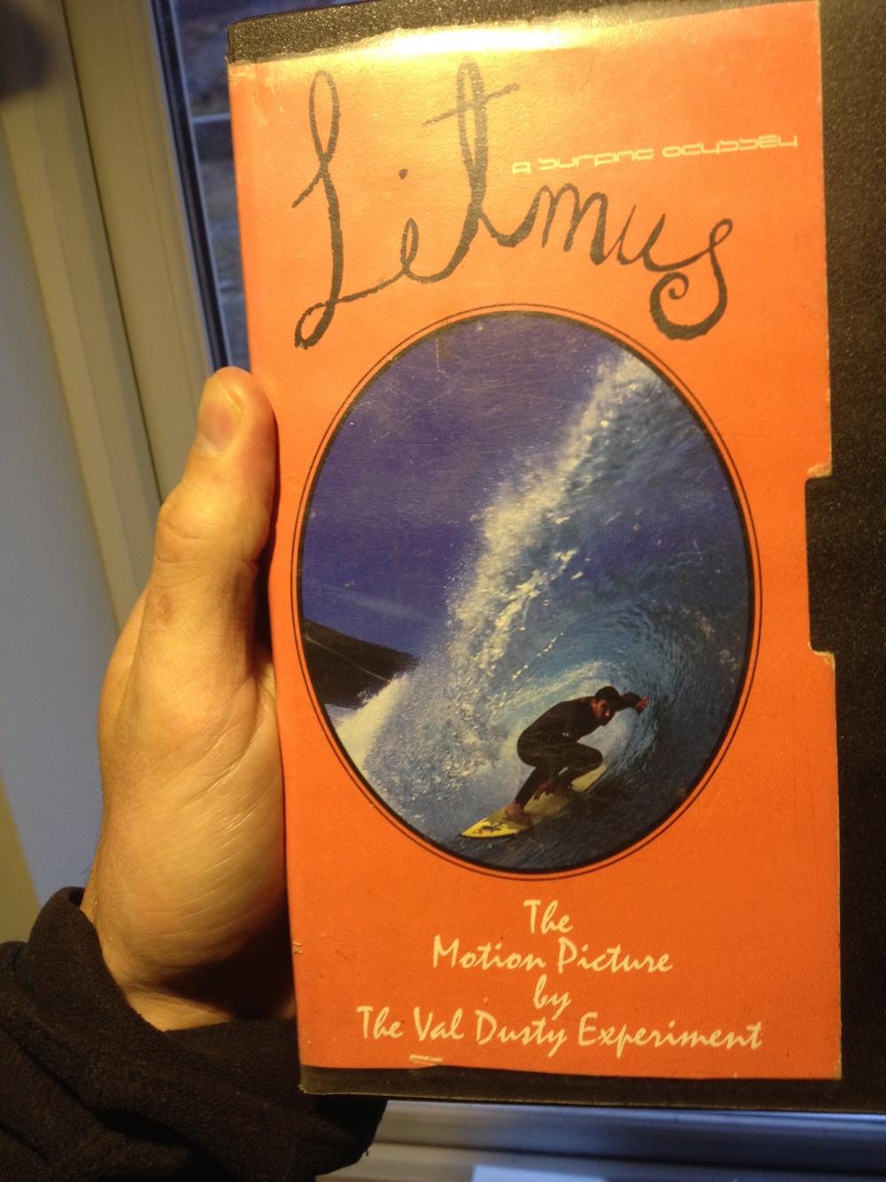 MyVHS of Litmus