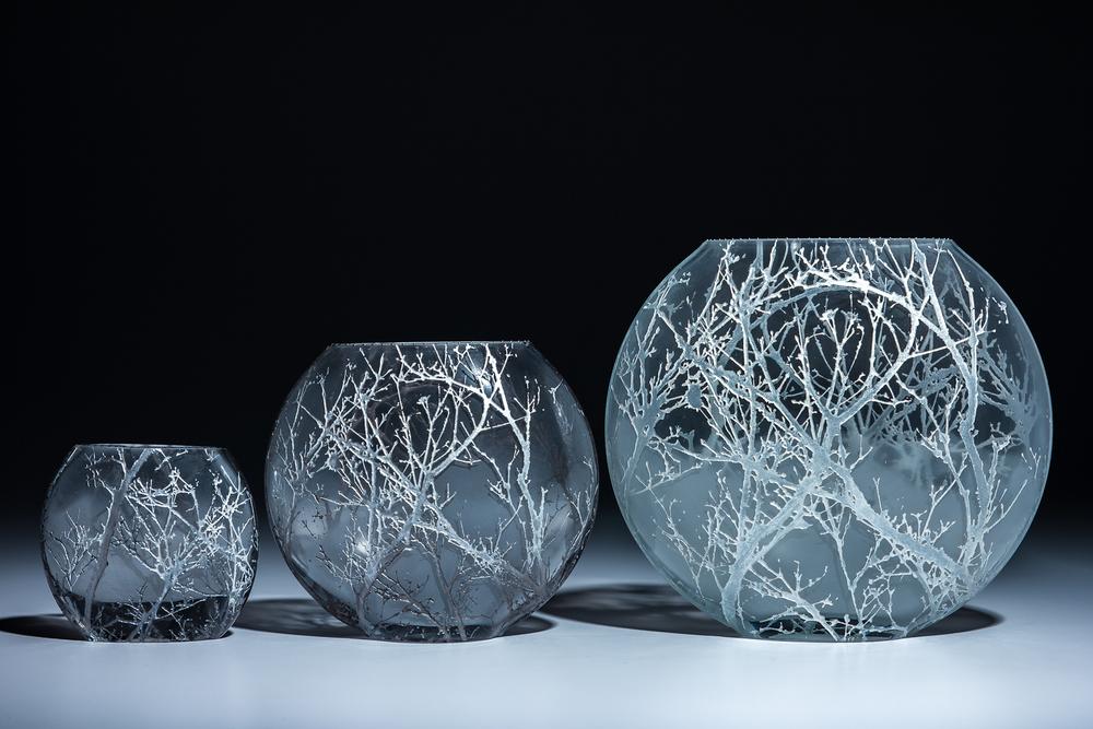 "branch fishbowl sm 3.5"" / m 5"" / lg 7"""