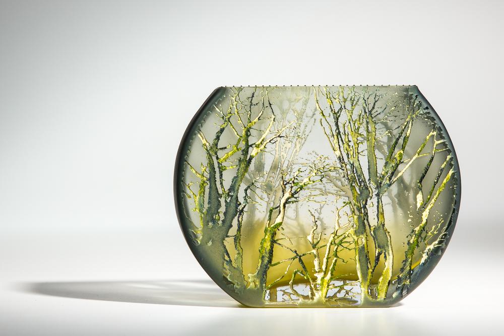 "m flat fishbowl 5"""