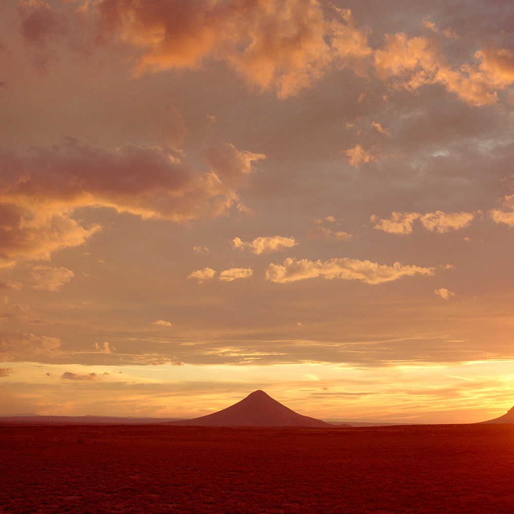 Hopi Mountain - Hopi, AZ 1991