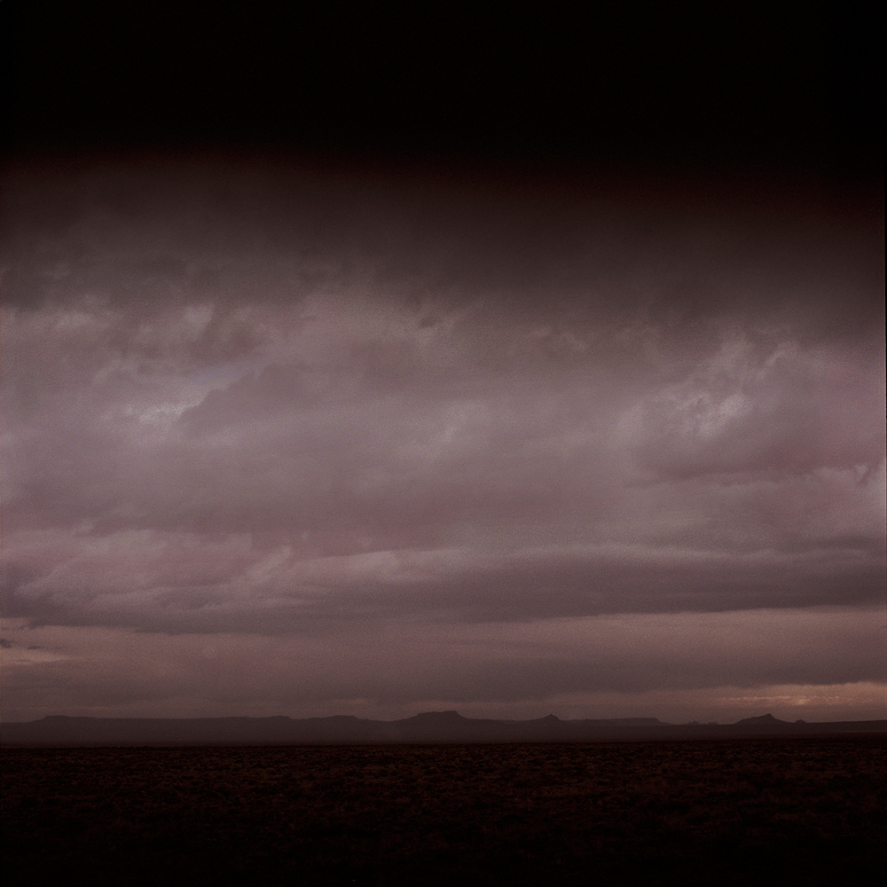 Last Breath of Light - Zuni, NM 1995
