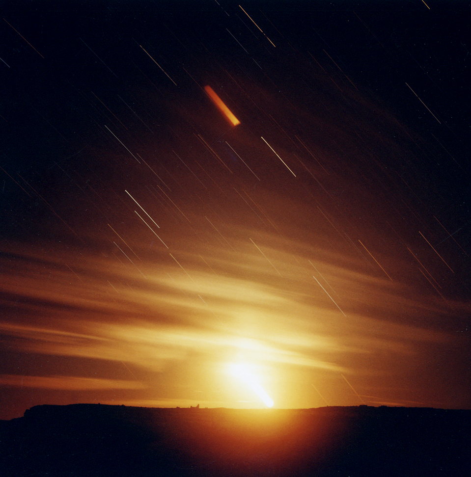 Midnight Hopi - Hopi, AZ 1994