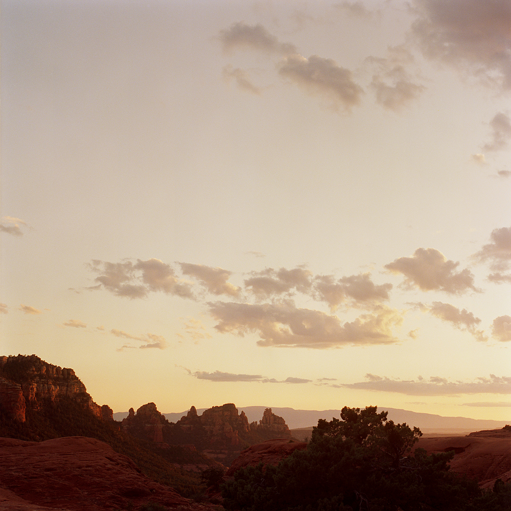 Evening - Sedona, AZ