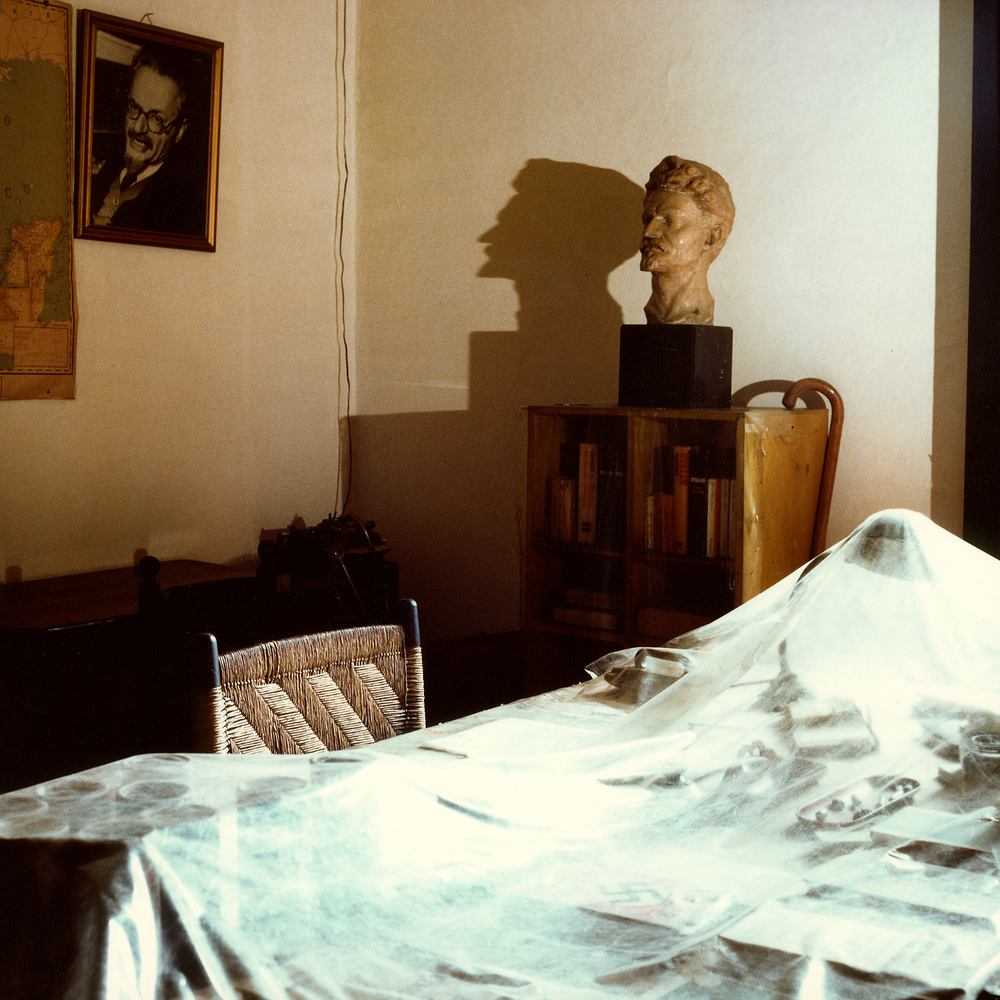 Desk and Bust - (Trotsky) 1988