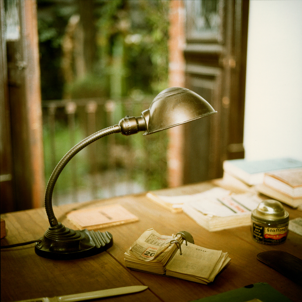 Desk Lamp - (Trotsky) 1990