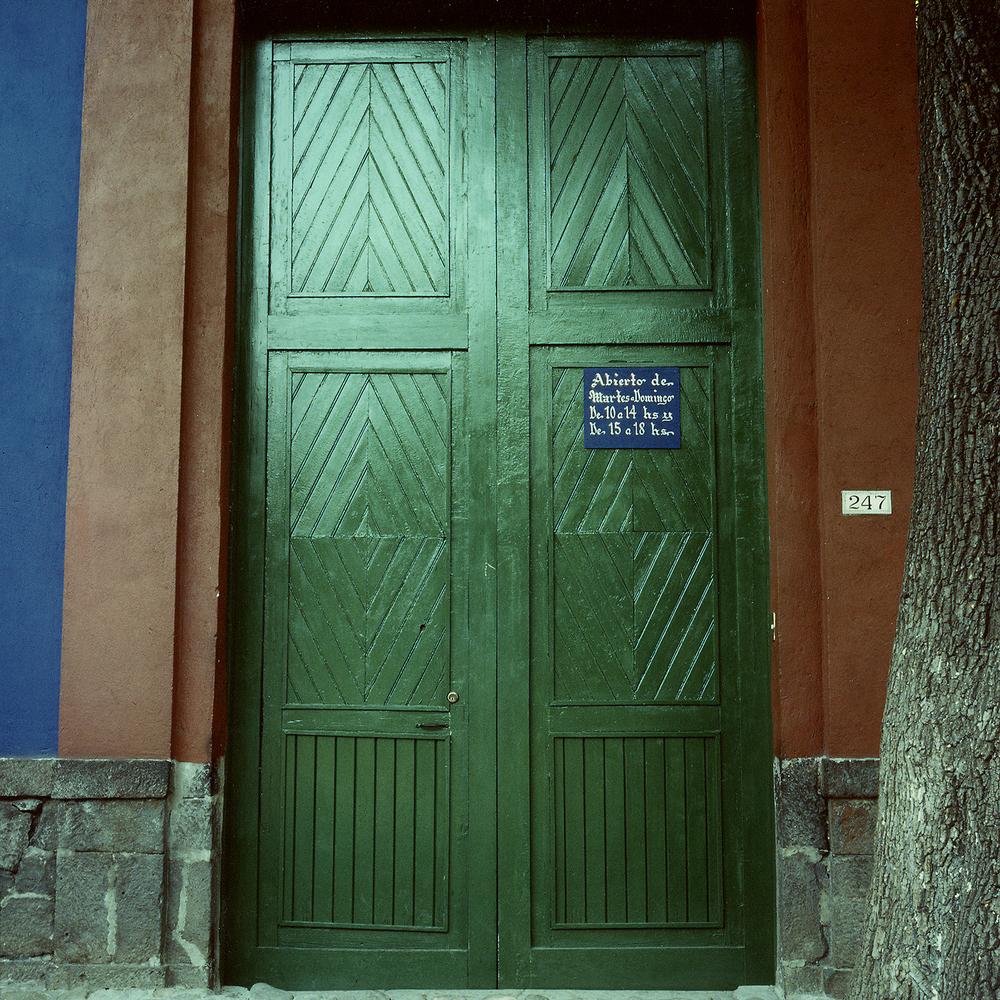 Front Door - (Frida) 1987
