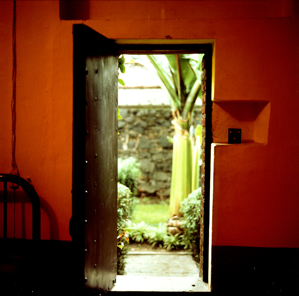 Sleva's Bedroom,  1988