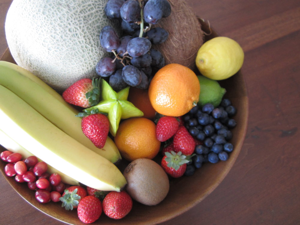 Put  1/2 cup  of any low-FODMAP fruit in your smoothie.