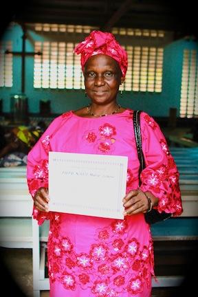 Mama Marie Louise Nzozi