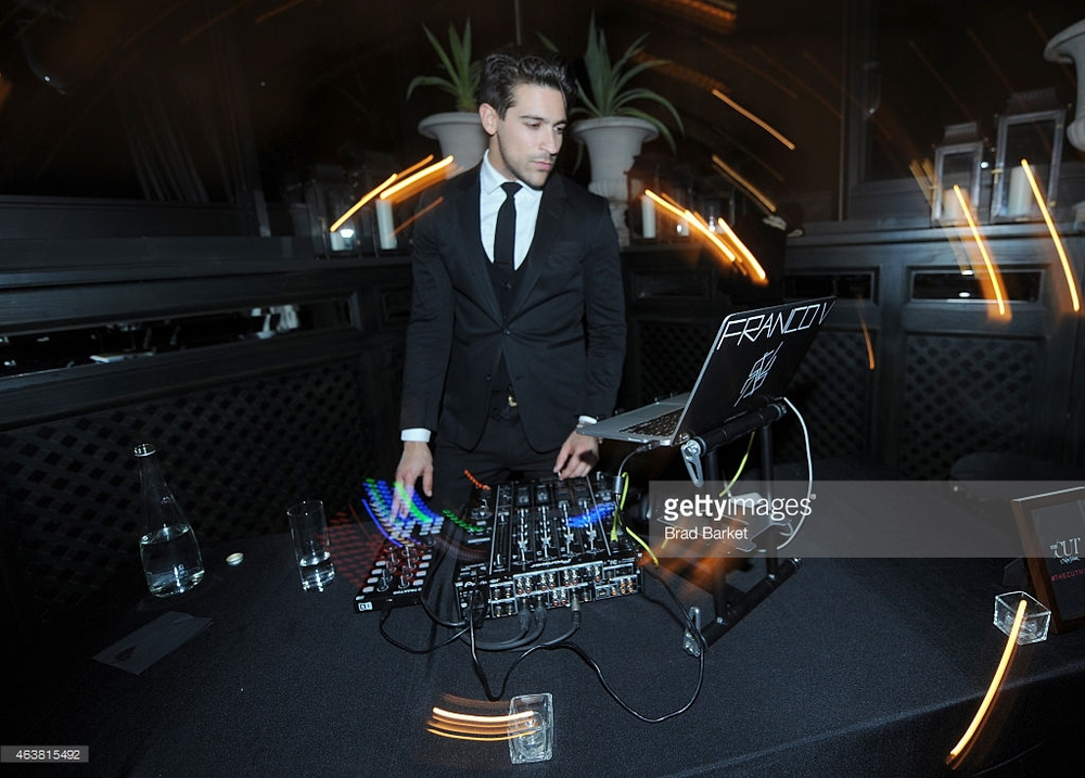 Franco V Djing for NY Magazine