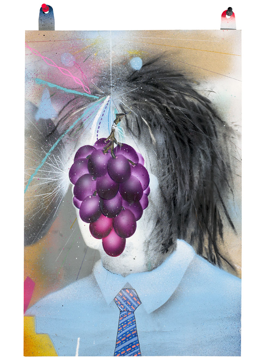 Over Grape