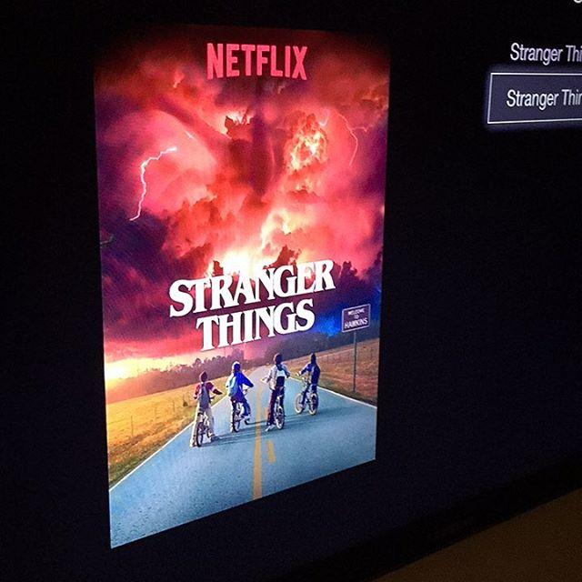#medo #vicio #strangerthings