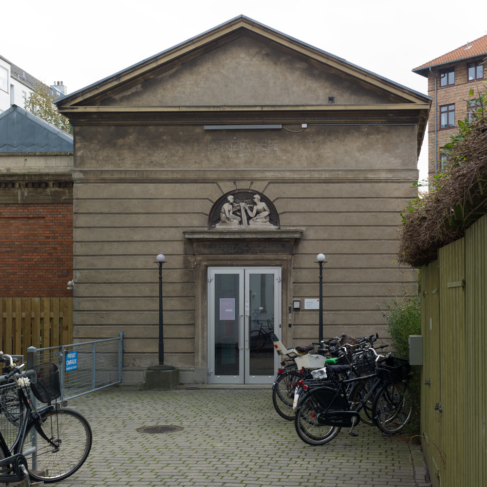 Museumsbygningen Dates From The Early 20th Century And Was Built As A  Private Art Gallery For Johan Hansen In The Gardens Of His Villa Just North  Of The ...
