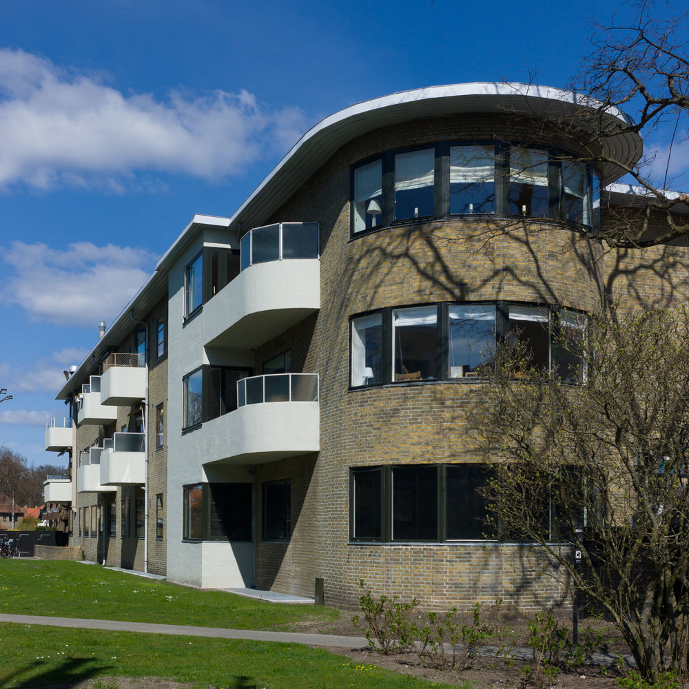 Cheap Apartment Complexes: Apartment Buildings From The 1930s