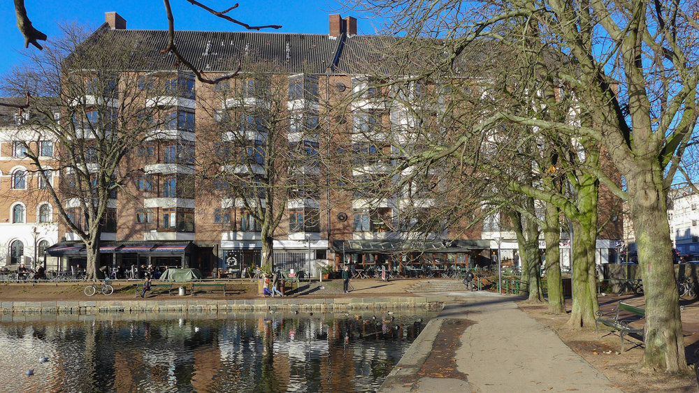 Apartment Buildings By Ib Lunding Copenhagen By Design