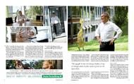 Intervju med Jens Spendrup för Konsulten, augusti 2010.   Foto: Mats Åsman