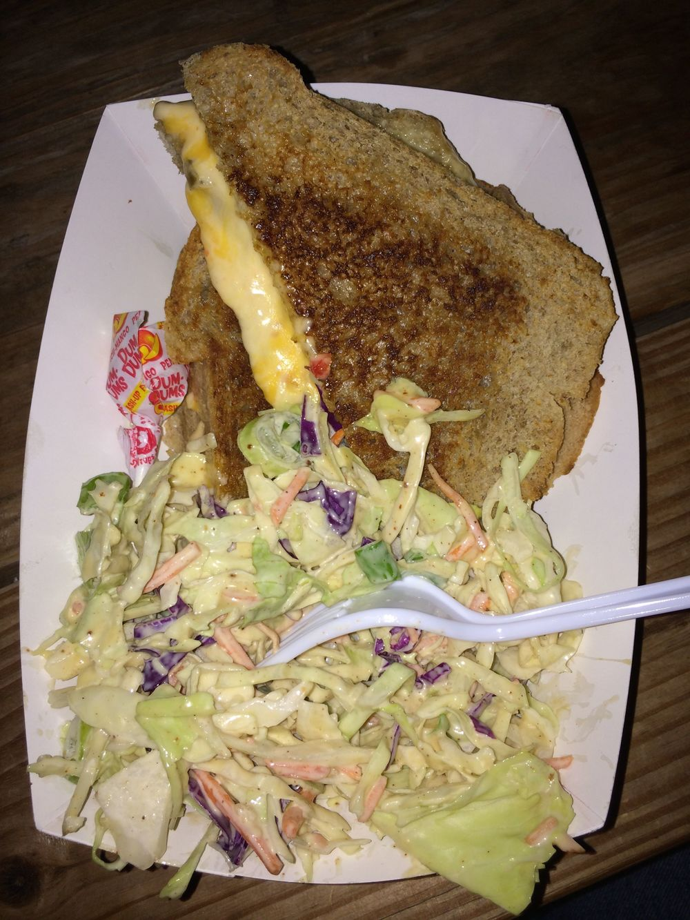 Grilled Smoked Gouda & Pimento Cheese Sandwich from Melt Your Heart