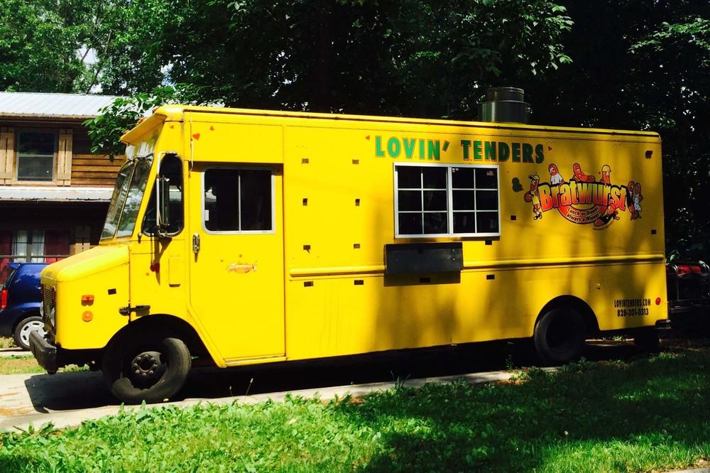 Yellow Submarine Food Truck Asheville