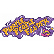 Purple People Feeder