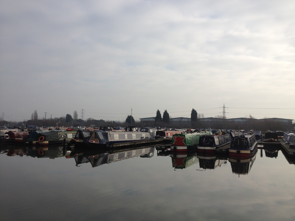 Barton marina (photo by Paul Forrester)