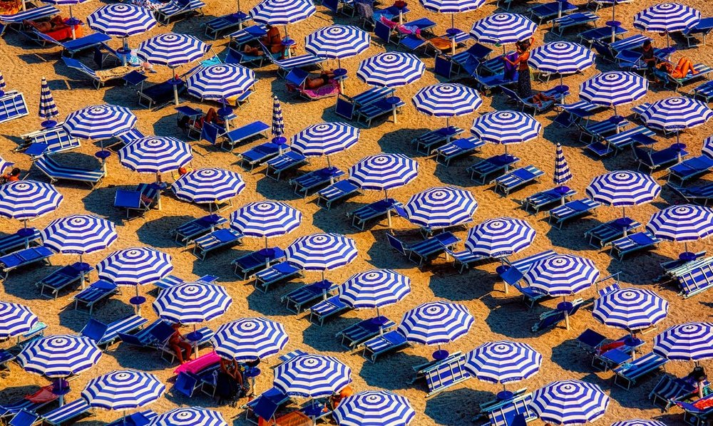 A stock photo representing the summer 2018 heatwave in the UK