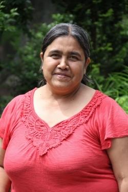 Irma Vasquez, Assistant Sexton