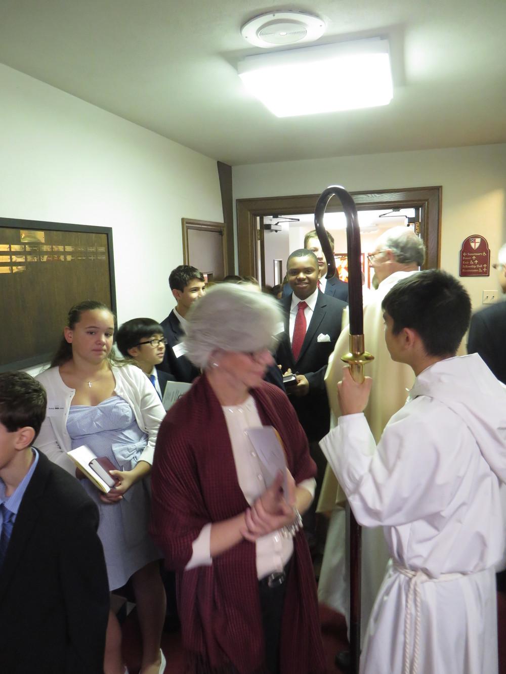 Confirmation with Bishop Daniel 11-16-14 002.JPG