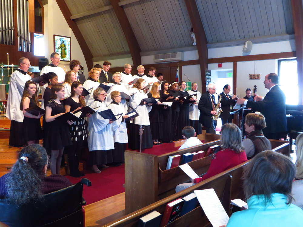 Our Choir