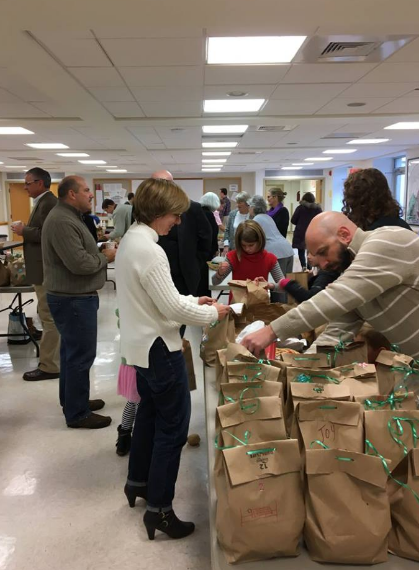Meet and Potatoes Project to help those in need of a meal during Christmas