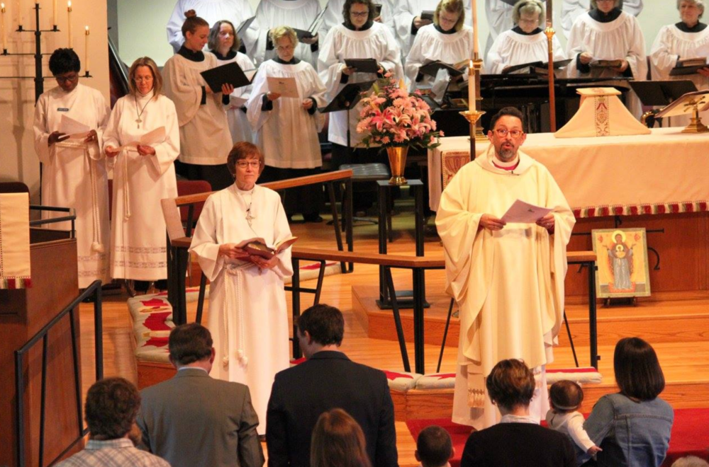 The Installation of Reverend Nancy