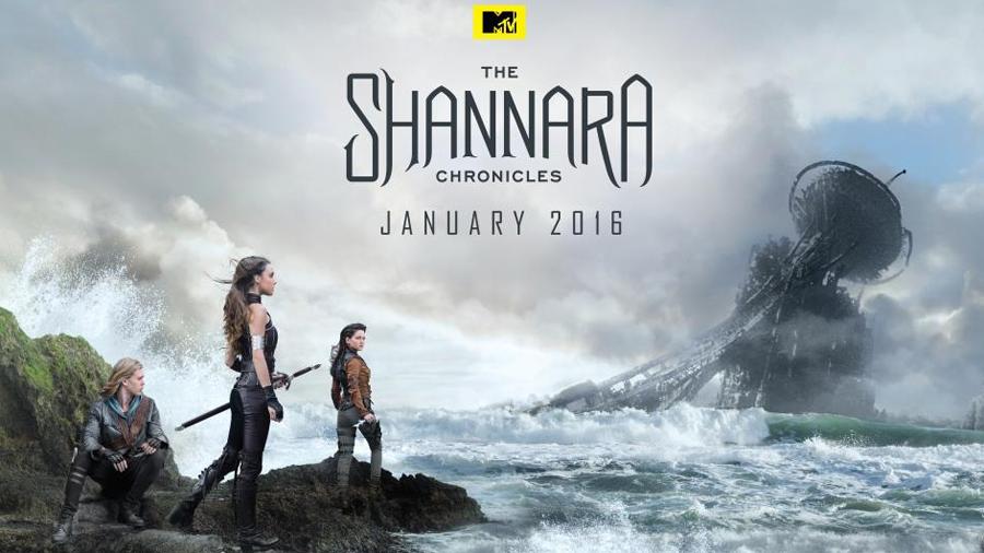 The Shannara Chronicles MTV Data Wrangler DP Rodney Charters ASC,Michael Bonvillain ASC, DIT Michael Urban, Christian Gower