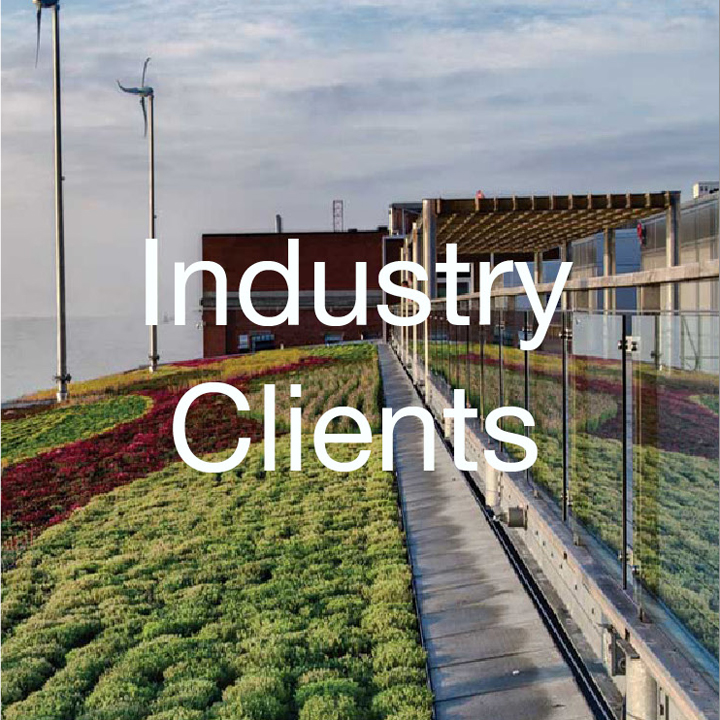 INDUSTRY CLIENTS