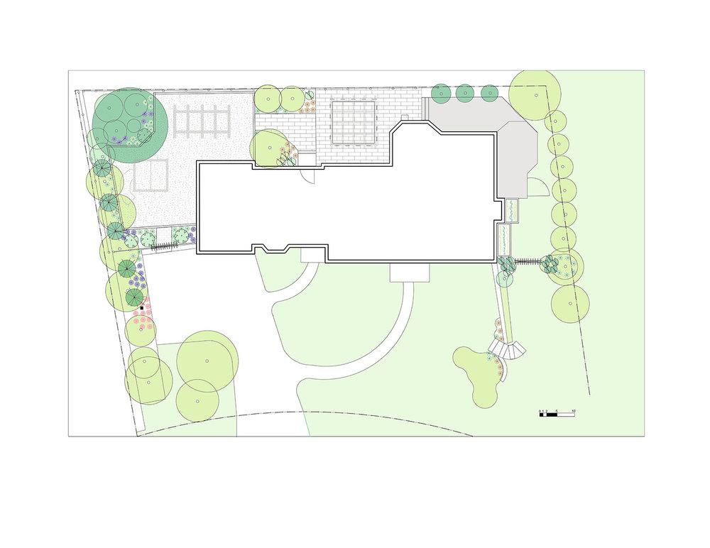 Landscape Design Nova Scotia - Landscape Plan
