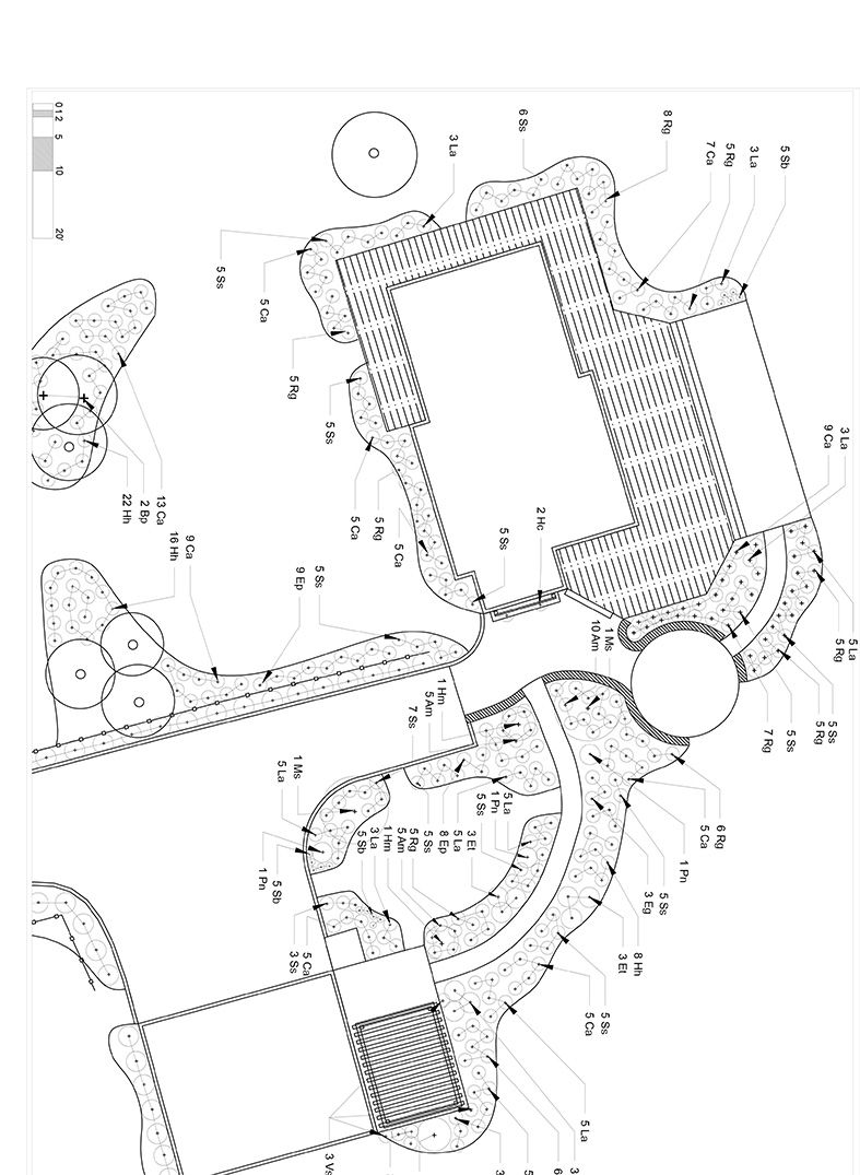 Planting Design Package - For those of you who already have a concept plan or who are looking for planting design rather than hardscape design. This package is included in the Full Garden Design Package (above).Package Includes:- Planting Plan- Plant ListFees: $600 to $1000+ dependent on location, property size and complexity of plantings. We will provide a proposal outlining a set fee, process and timeline. Please contact us at ange@landstudioeast.com to get started.
