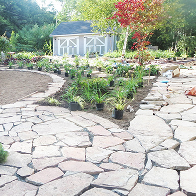 South Shore Landscape Designer