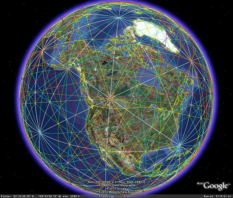 The connection between earths energy grid humanitys turmoil and the connection between earths energy grid humanitys turmoil and star beings gumiabroncs Gallery