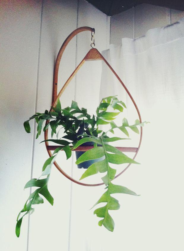 MidCentury Hanging Planter