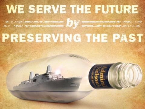 Admiral Nelson's Rum