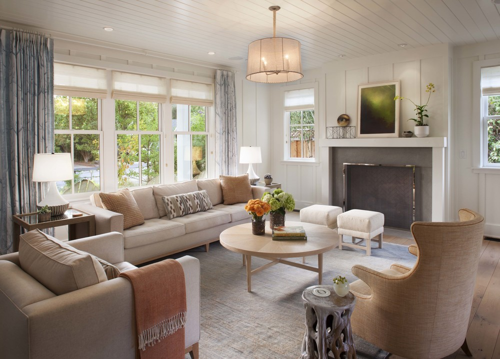 Modern Farmhouse: Living Room 2
