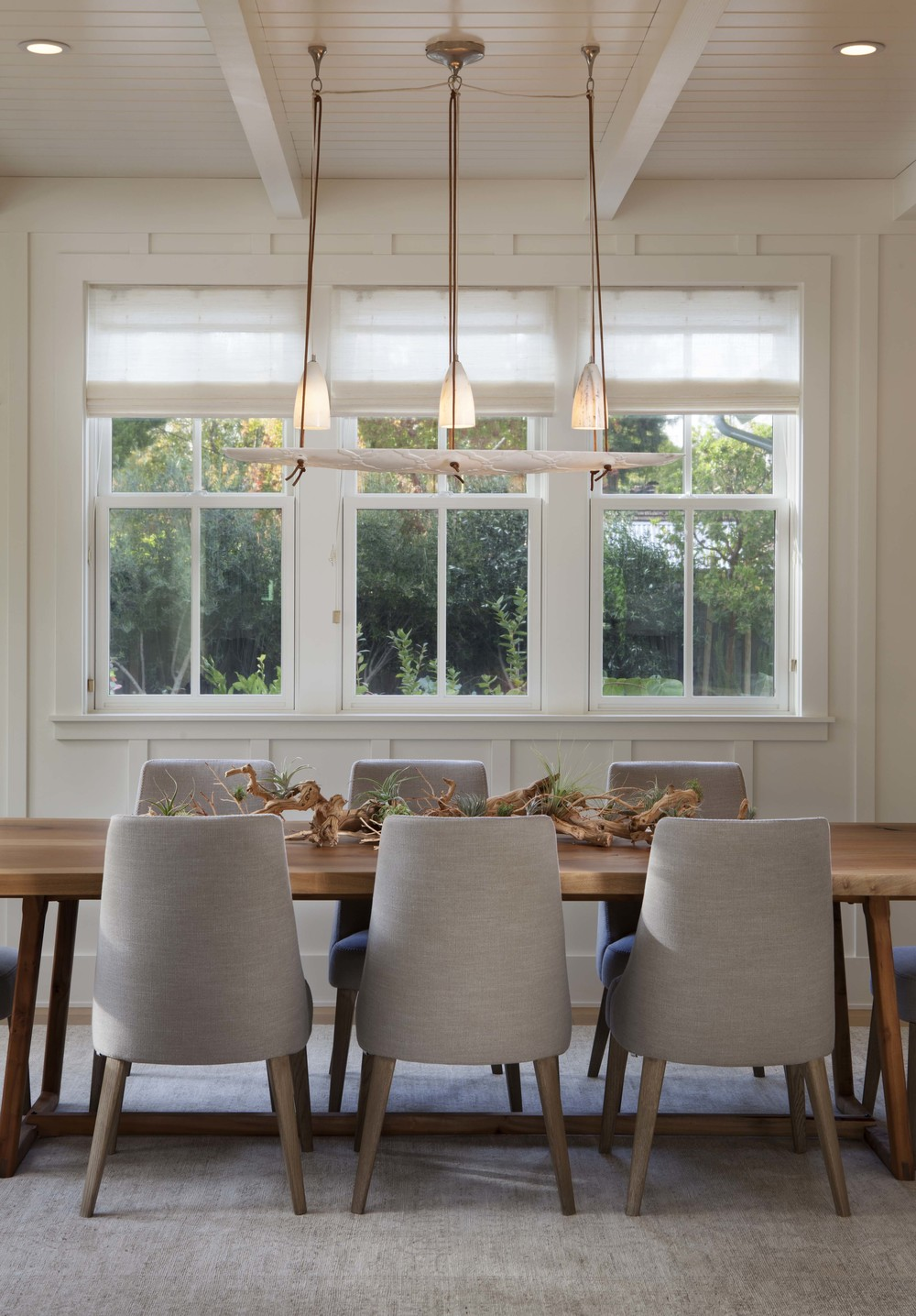 Modern farmhouse: Dining room