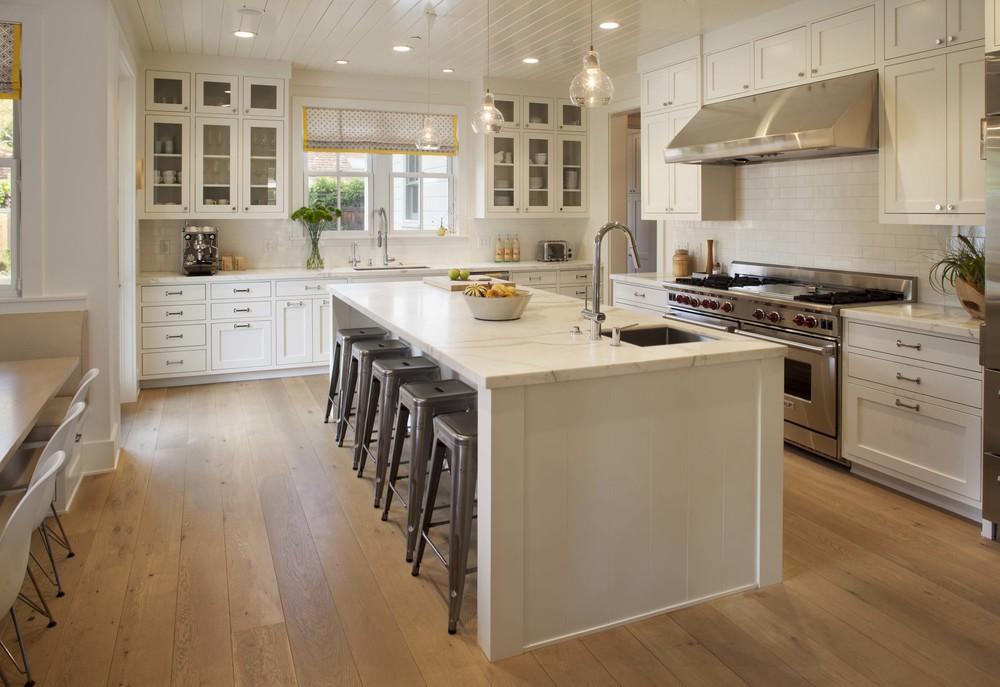 organic kitchen design. Modern Farmhouse  Kitchen 1 Spaces modern organic interiors