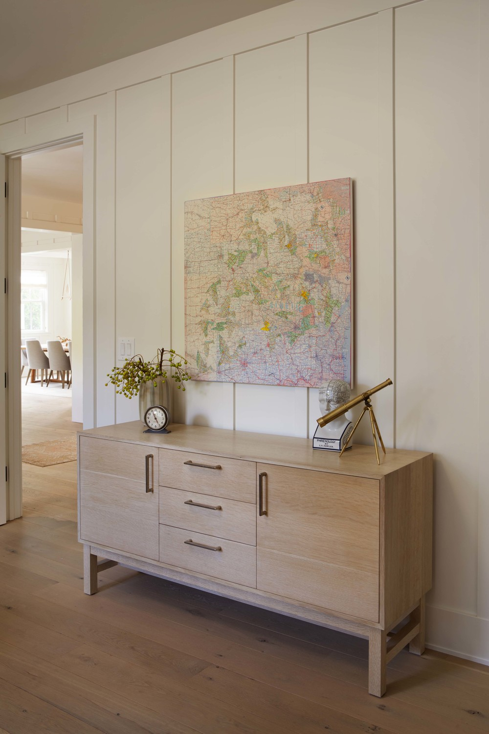 Modern Farmhouse: Office Credenza