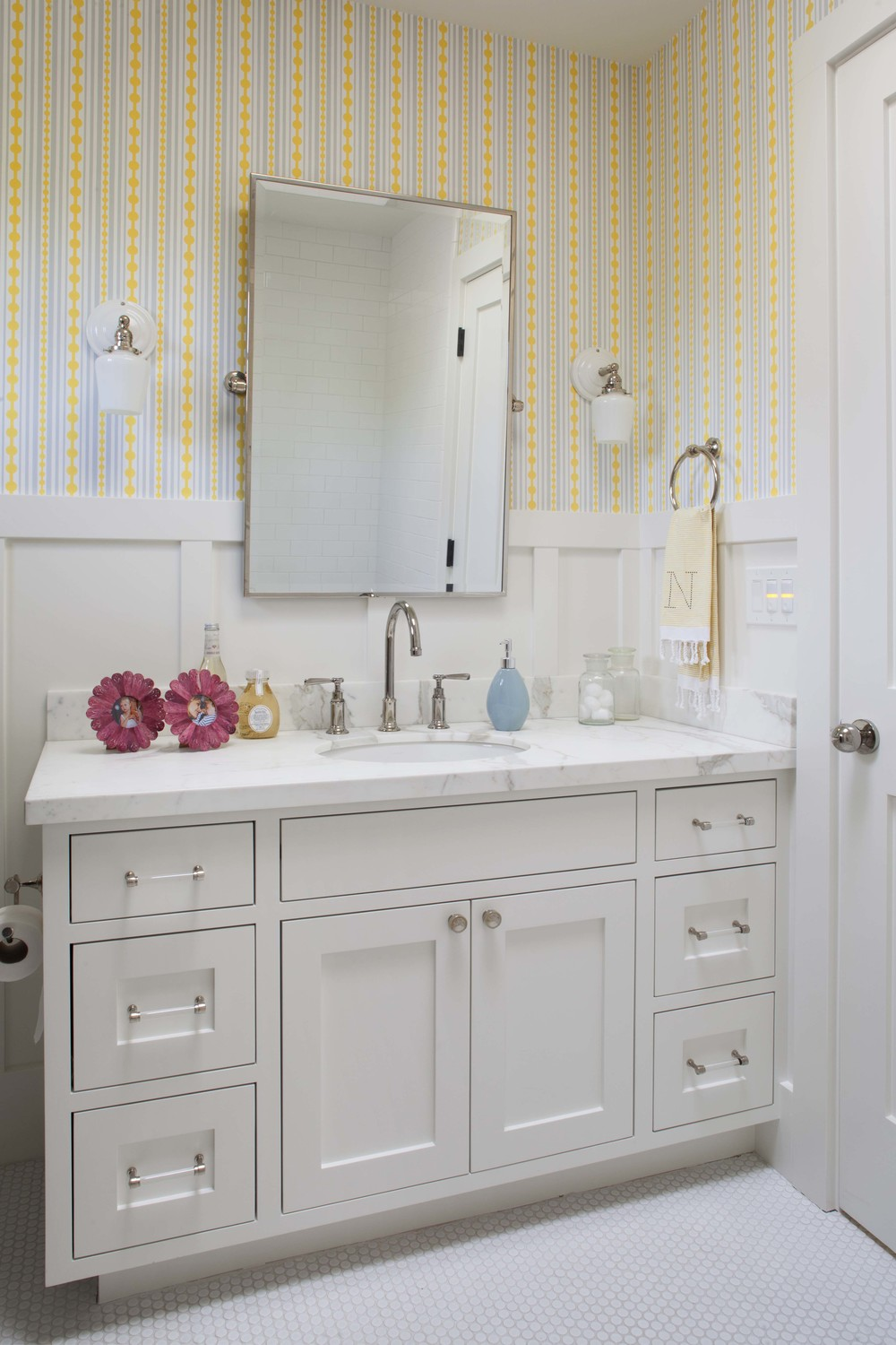 Modern Farmhouse: Baby bath