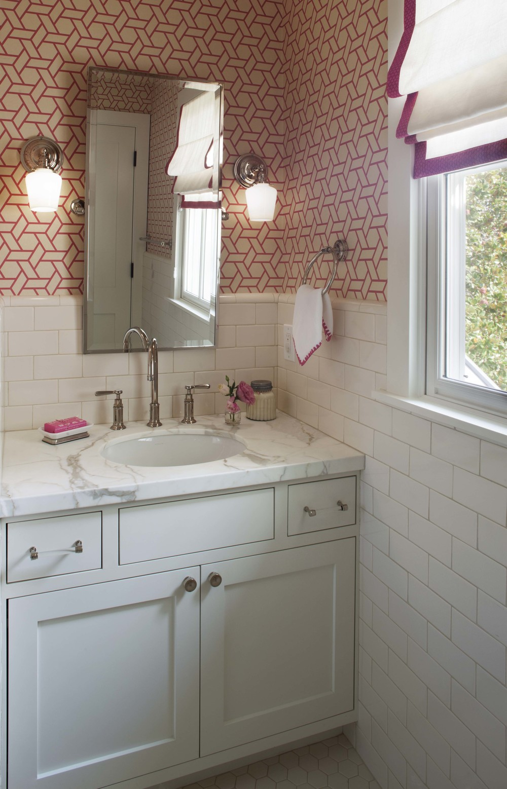 Modern Farmhouse: Girl's Bath