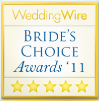 Martha Stewart's Bride's Choice Award